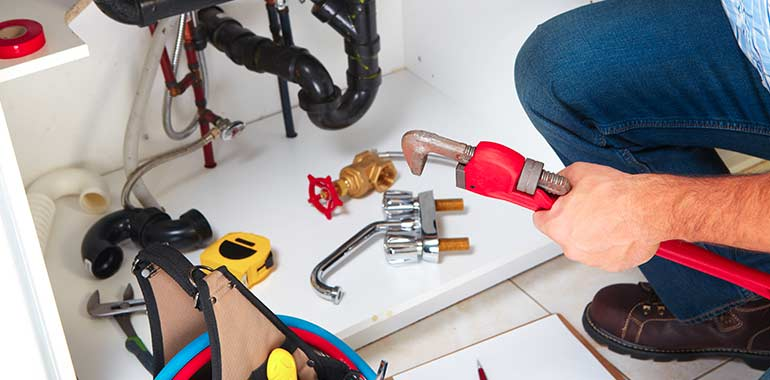 We Offer Garbage Disposal Repair Services